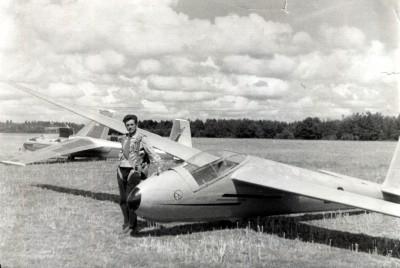 Pociunai 1962. Baliunas. Mucha 100